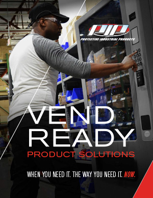 PIP Vend-Ready Safety Products