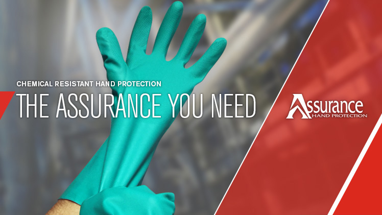Chemical Resistant Hand Protection