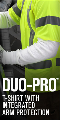 Duo-Pro: Integrated Arm Protection
