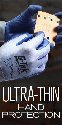 Ultra-Thin Hand Protection