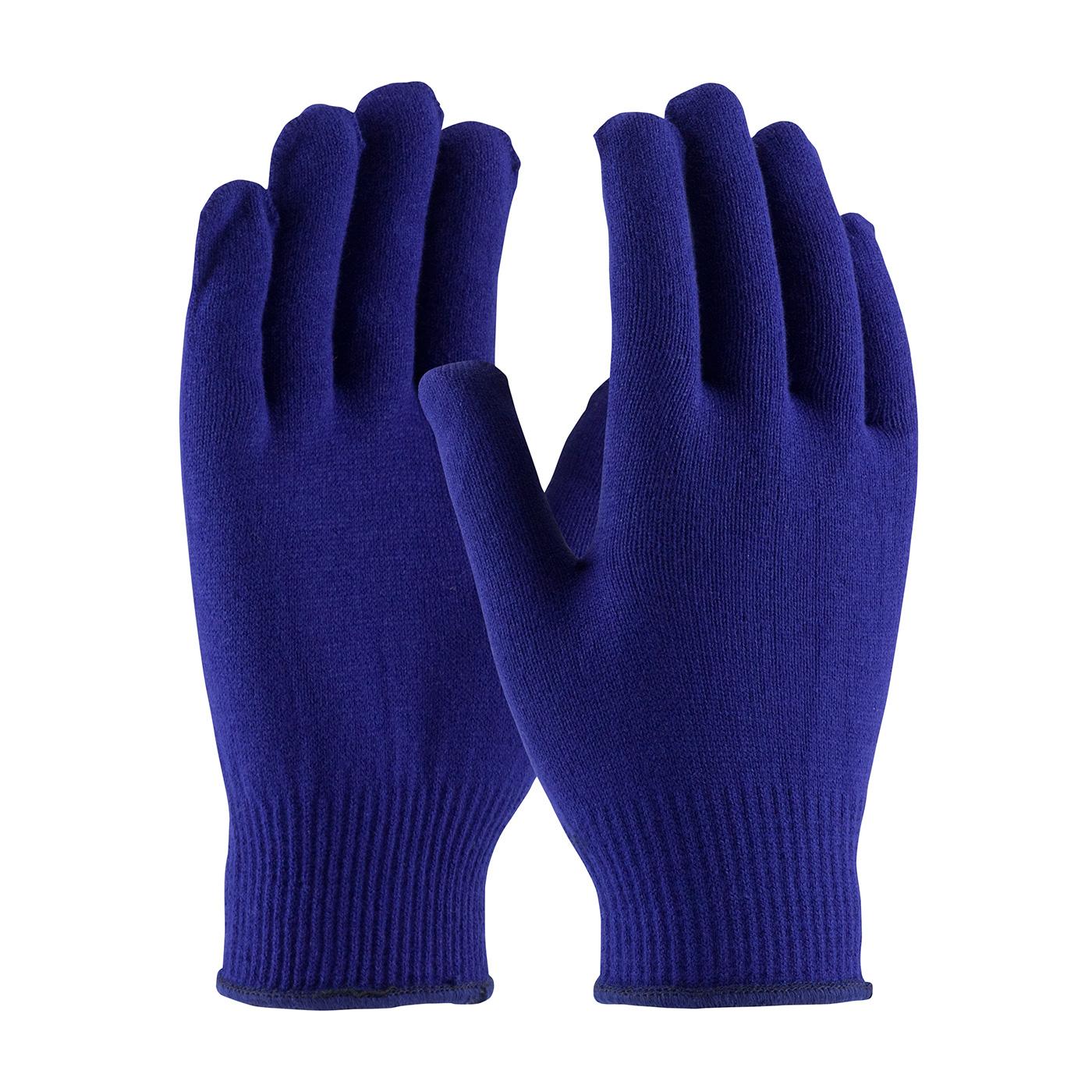 Seamless Knit Thermax® Glove - 13 Gauge, Blue, L