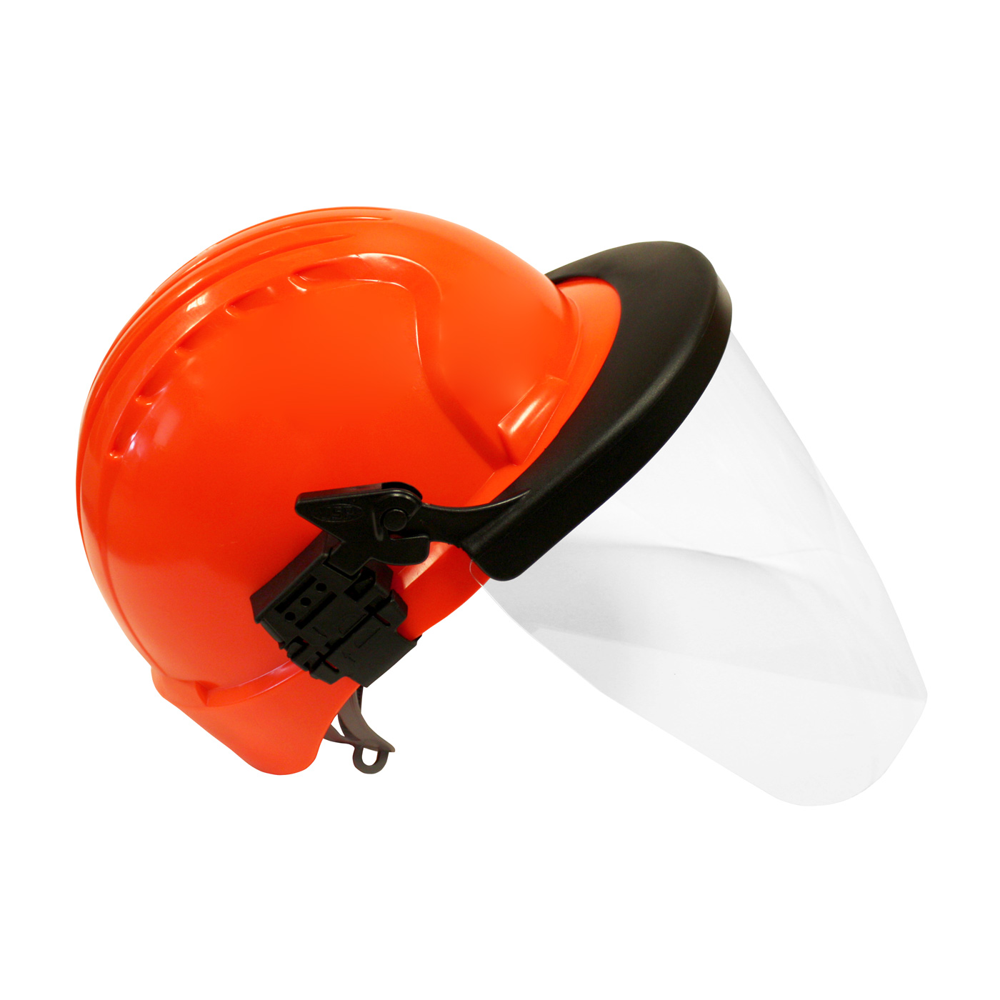 Clear Acetate Safety Visor, Clear, OS