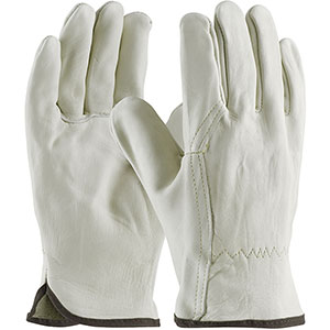 Gloves Top Grain Pigskin Driver CUSTOM LEATHER CRAFT