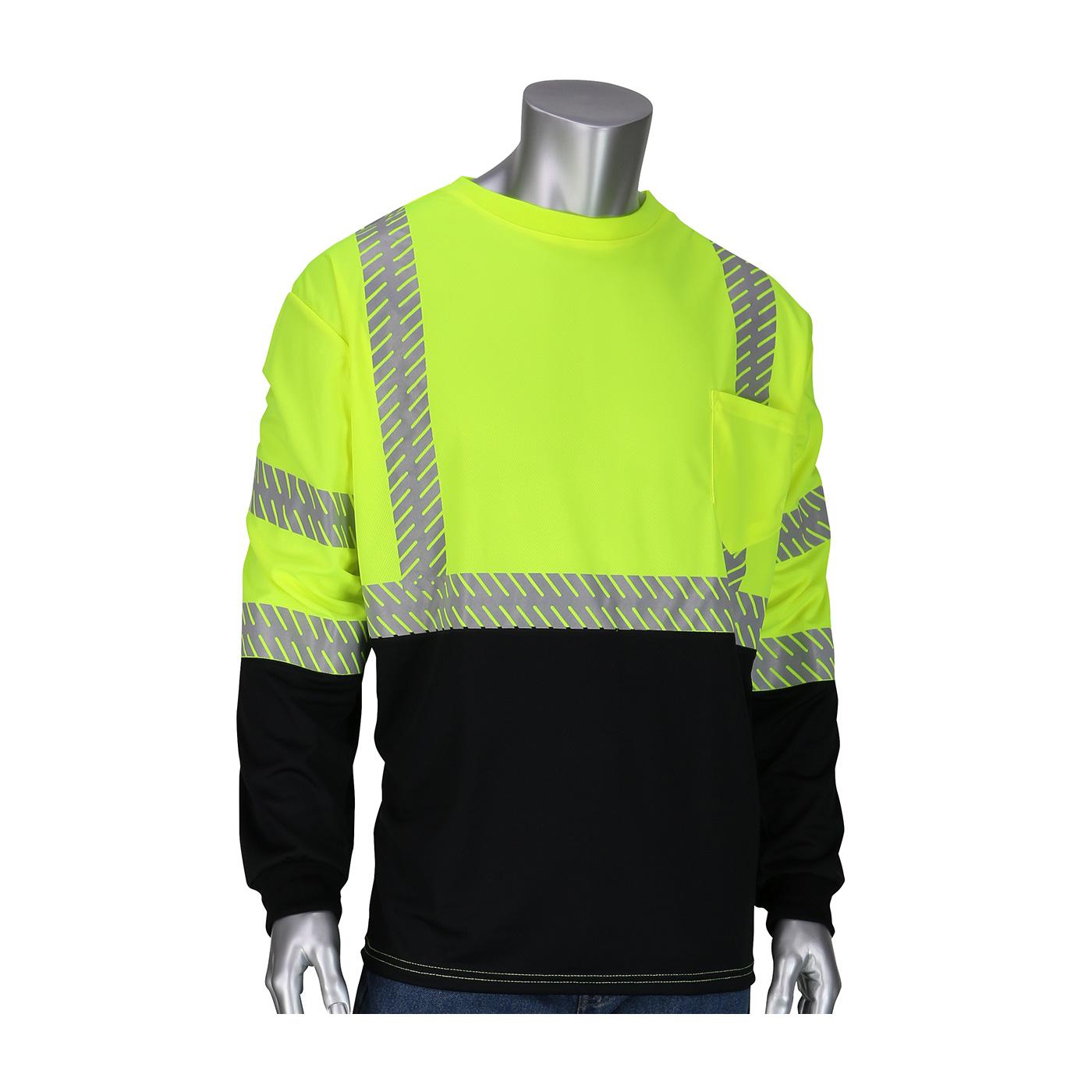 PIP T-Shirt, Long Sleeve, Type R Class 3, Segmented