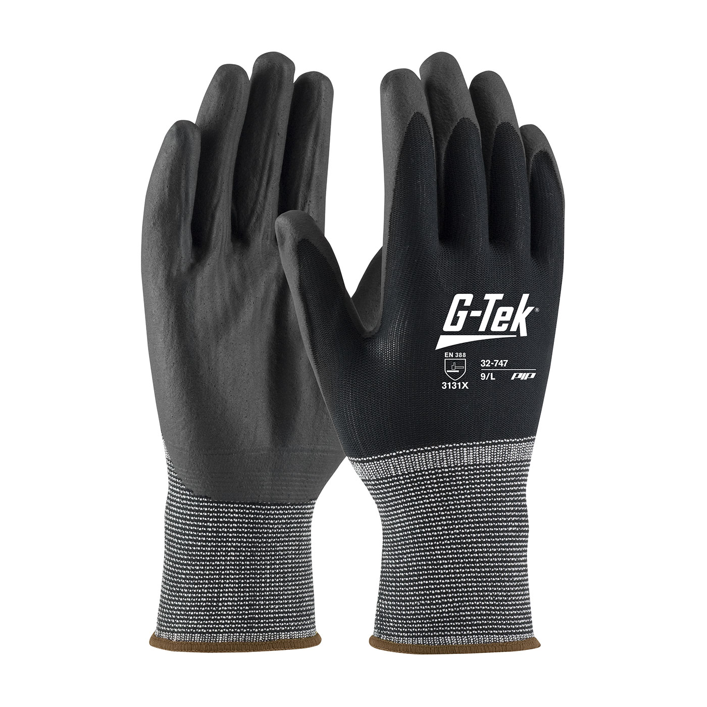 Specialty Pvc Blends On Gloves Protective Industrial