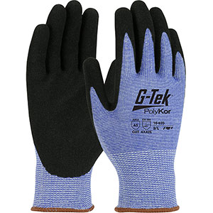 Nitrile Grip with PolyKor Fiber