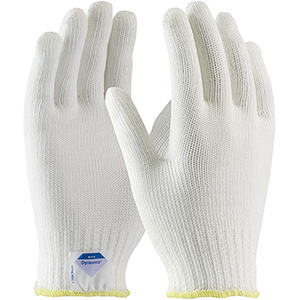Uncoated Gloves with Dyneema and Lycra