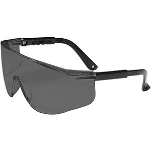 43a1458bd14 Zenon Z28™. OTG Rimless Safety Glasses with Black Temple