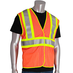 ANSI Class 2 FR Treated Vest