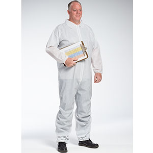 Polyethylene Coverall