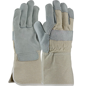 Unlined Split Leather Glove