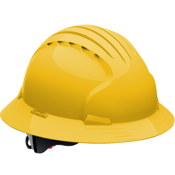 Evolution 6100 Hard Hat - Full Brim