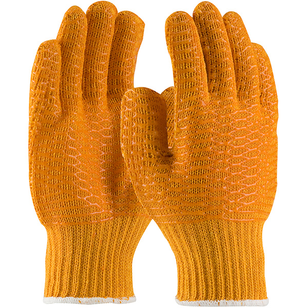 Specialty PVC Blends on Gloves