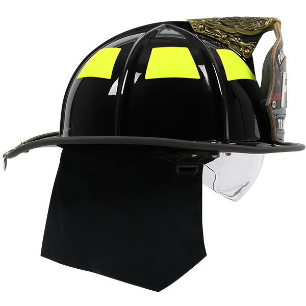 Traditional Style Fire Helmet