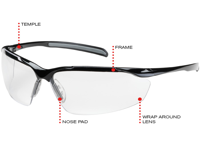 Eyewear Bouton Optical Protective Industrial Products